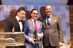 """Tony Loffreda """"Personalità dell'anno 2018"""" della CIBPA"""