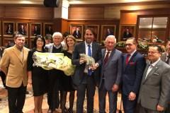 La comunità italiana saluta il Console Marco Riccardo Rusconi