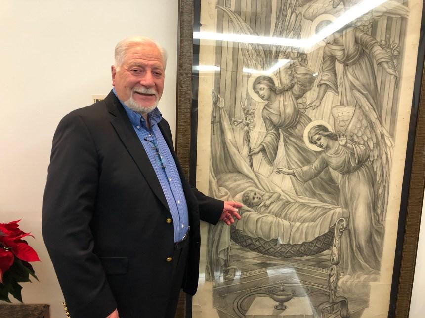 Preservare il patrimonio artistico di Guido Nincheri