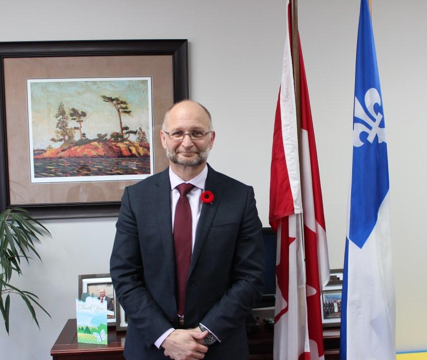 David Lametti, nuovo Ministro della Giustizia e Procuratore Generale del Canada