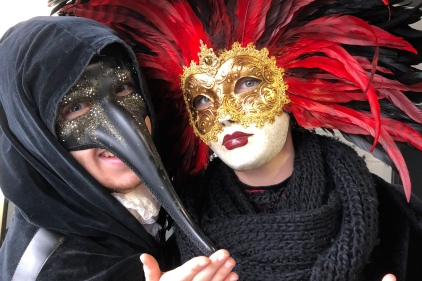 La terza edizione del Carnevale della Piccola Italia
