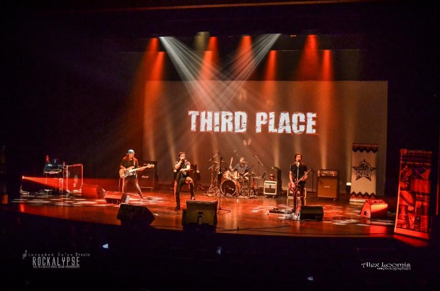 """Il gruppo """"Third Place"""" vince il concorso Rockalypse del Centro Leonardo da Vinci"""