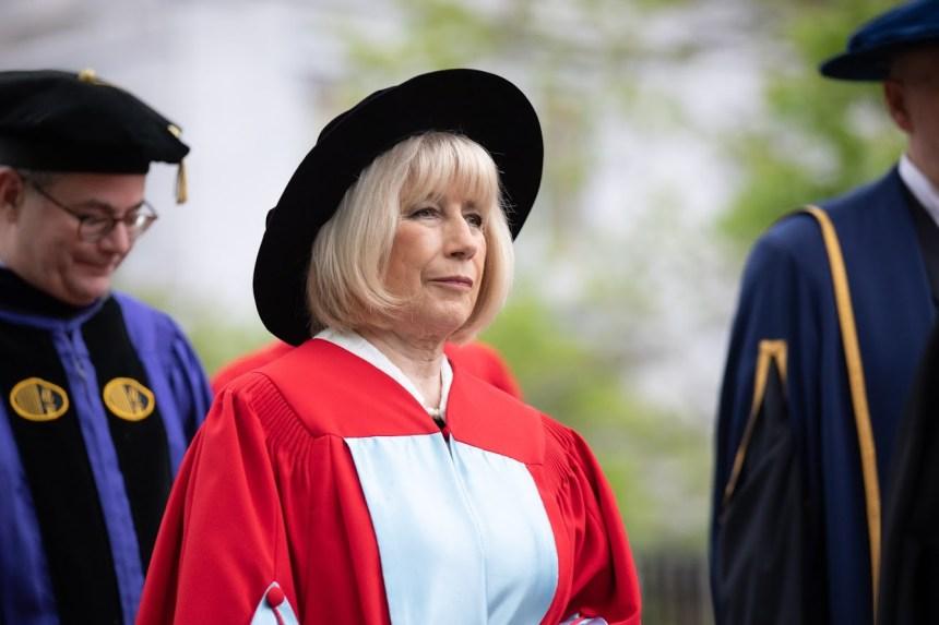 """Laurea """"Honoris causa"""" dell'Università McGill alla professoressa Giuliana Garzone"""
