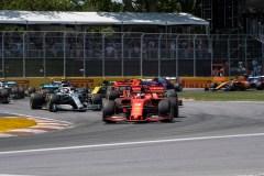 Gp del Canada: Hamilton, vittoria macchiata dalla penalità a Vettel