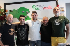 Il gruppo Radio Lausberg in tournée nel Québec
