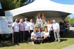Il pellegrinaggio a Chertsey dell'Associazione della Madonna della Montagna di Polsi