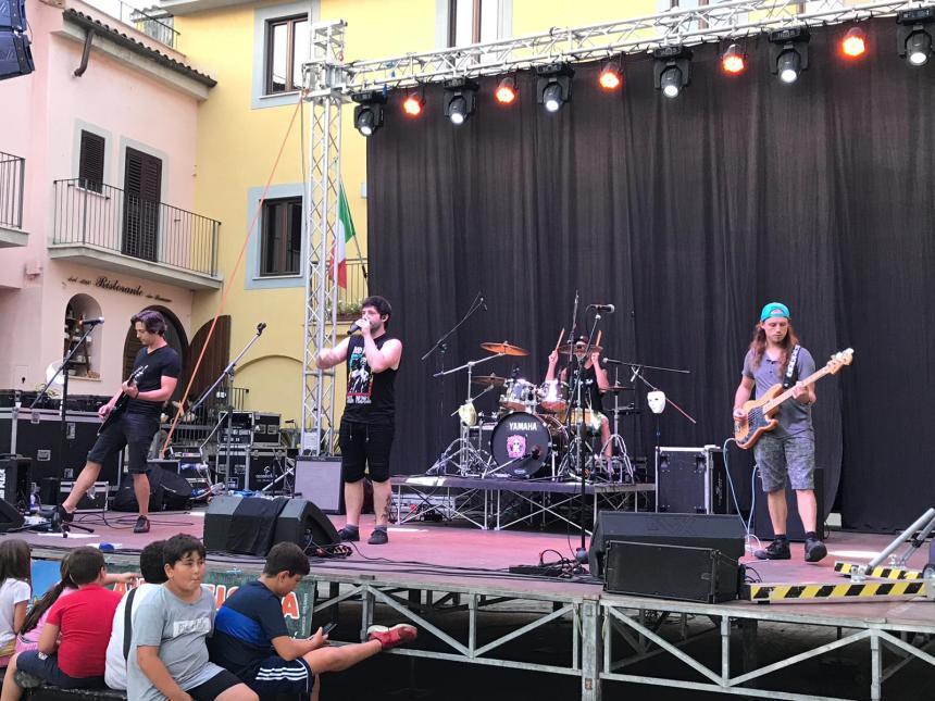"La tournée in Italia dei ""Third Place"" vincitori di Rockalypse"