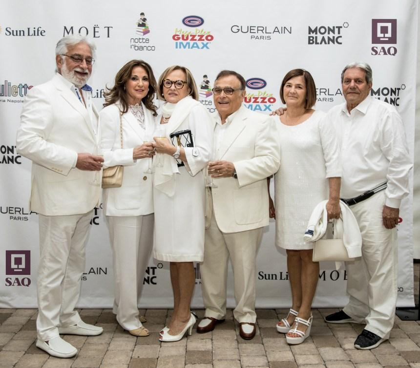 """La """"Notte in Bianco"""" della famiglia Guzzo a sostegno della salute mentale degli adolescenti!"""