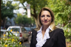 «Orgogliosa delle mie radici italiane»