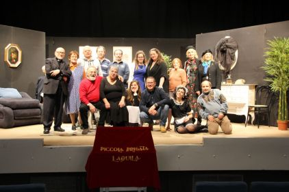 L'italiano sul palcoscenico