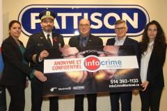 Partenariato importante per Info-Crime e Pattison
