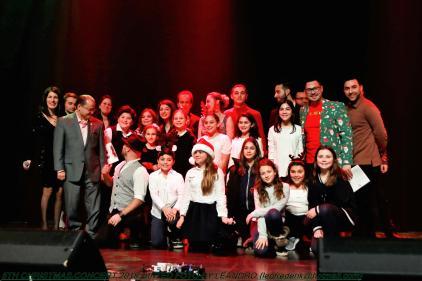 Il concerto di Natale del CNIC