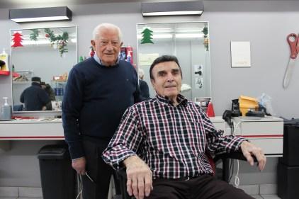 Vic Vannelli, una vita da barbiere!