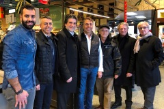 L'Intermarché Lagoria consegna 9 000 $ alla Fondazione Santa Cabrini