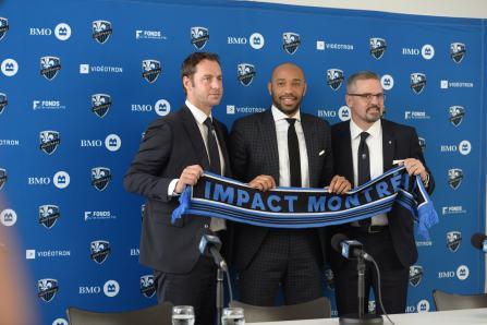 Impact di Montréal: si riparte!