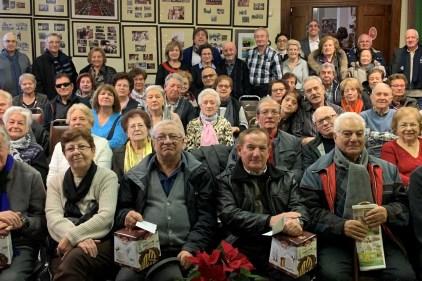 La tradizionale riunione di Natale dei Presidenti del Club de l'age d'or del CRAIC