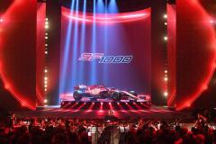 F1, Ferrari svela la nuova monoposto SF1000