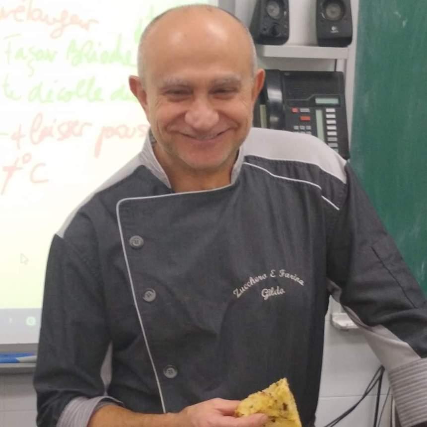 Imparare a fare i dolci con lo chef Gildo