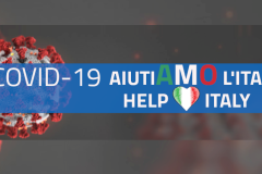 """Campagna di raccolta fondi """"Covid-19.AiutiAMOl'Italia!"""""""
