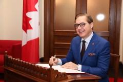 L'aggiornamento dal Senatore Tony Loffreda