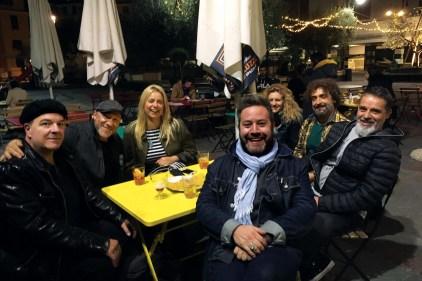 """L'album """"Alive in Italia"""" di Paul Reddick"""