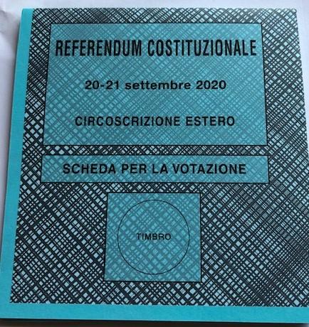 """Referedum costituzionale 2020. Come viene """"perfezionato"""" in Italia il voto all'estero, per corrispondenza?"""