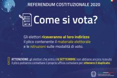 Entro quando posso votare per il referendum?
