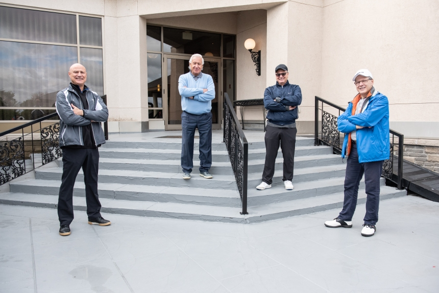 Il torneo di golf della FCCI ha raccolto 85 000 $