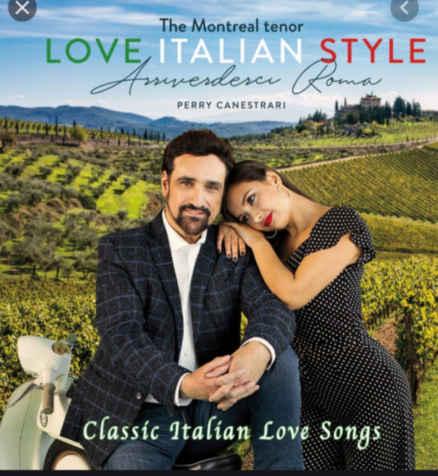 Cantare l'amore all'italiana!