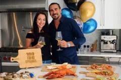 """""""Cooking with Sandro"""", freschezza e qualità di uno show di successo"""