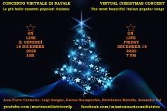 Un concerto virtuale da non perdere durante le feste!
