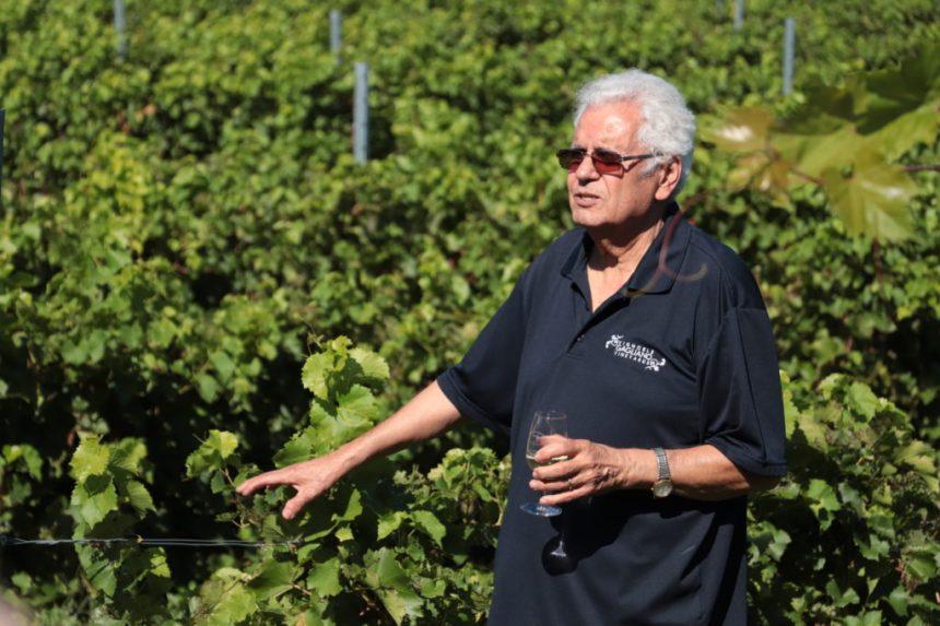 Un bicchiere di vino in memoria di Alfonso Gagliano