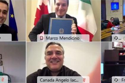 Aumenta la mobilità giovanile tra Canada e Italia