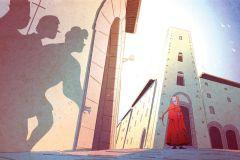 Il Dantedì a Montréal nel segno del fumetto: l'amicizia, la politica e l'esilio
