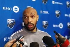 Henry lascia la panchina del CF Montréal