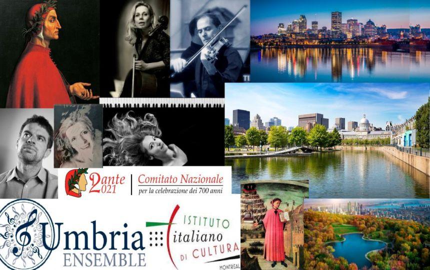 """E quindi uscimmo a riveder le stelle"""": concerto di UmbriaEnsemble ispirato dall'arte poetica di Dante Alighieri"""