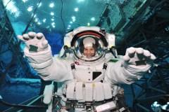 Cristoforetti sarà la prima donna europea al comando della stazione spaziale