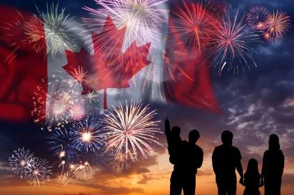1º luglio, Festa del Canada: diversità, multiculturalismo e fuochi d'artificio virtuali!