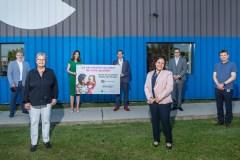 Un nuovo centro di vaccinazione a R.d.P.