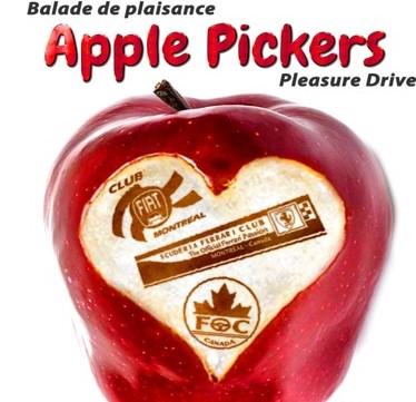 """La passeggiata """"auto e mele"""""""
