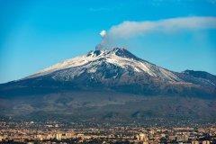 L'Etna ha una nuova vetta alta 3357 metri