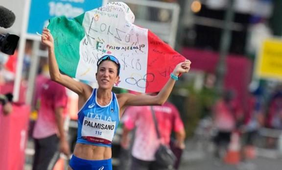 """La """"marcia"""" trionfale dell'Italia a Tokyo 2020"""