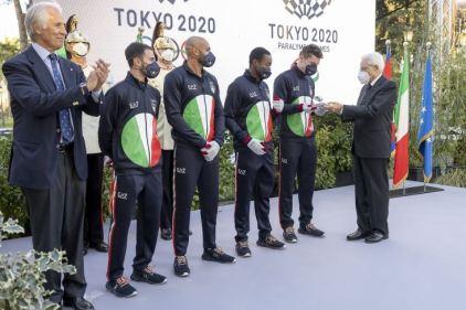 """""""Grazie!"""": i medagliati Olimpici e Paralimpici al Quirinale"""