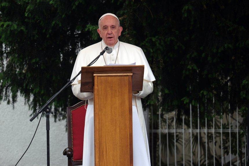 Papa Francesco: mai pensato alle dimissioni