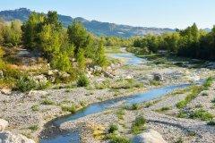 Siccità: Italia a secco, forte crisi idrica dal Piemonte alla Sicilia