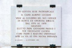 Vaticano: riconosciuto il miracolo, Papa Luciani sarà beato